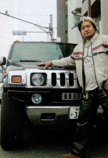 プロレスラーの愛車 VOL.6: げたきち通信